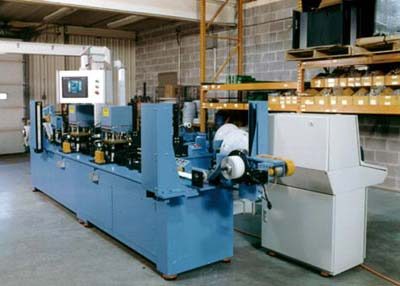 Wire Label Assembly Machine