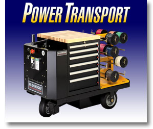 Electricians Power Transport